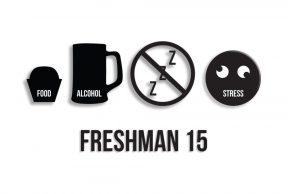 5 Ways to Avoid Freshman 15 at UCLA