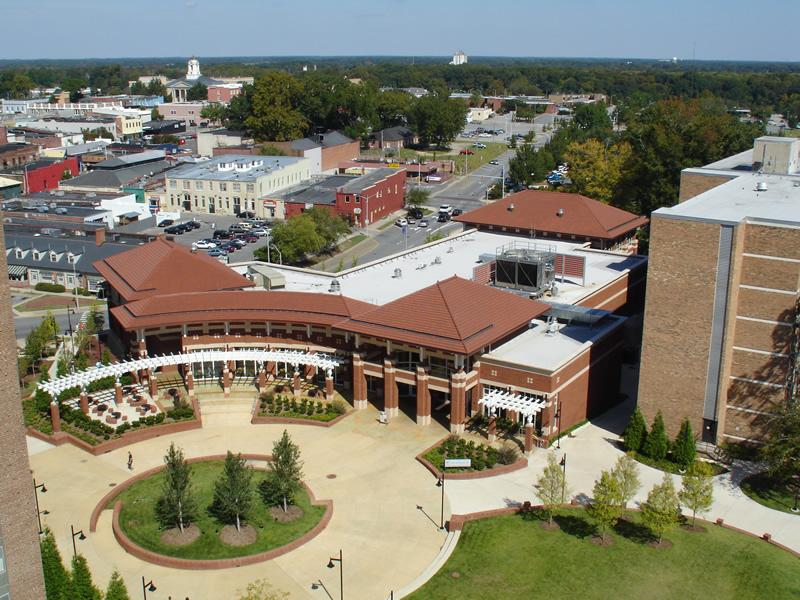 Best Food Locations on Campus at East Carolina University