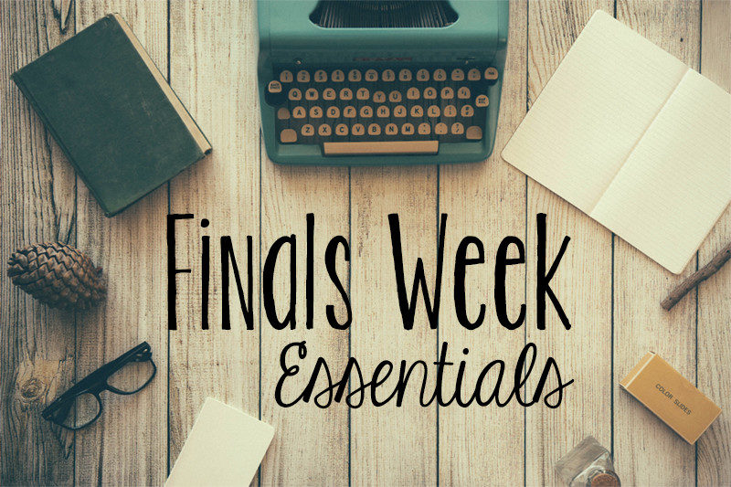 Finals week essentials 800x533