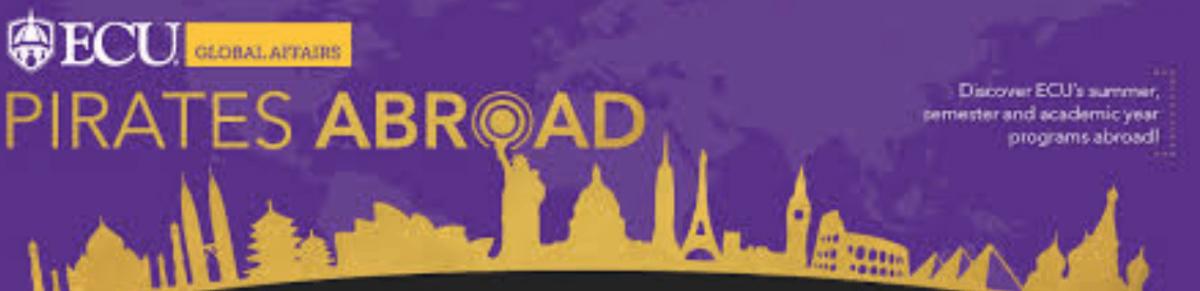 5 Reasons to Study Abroad at East Carolina University