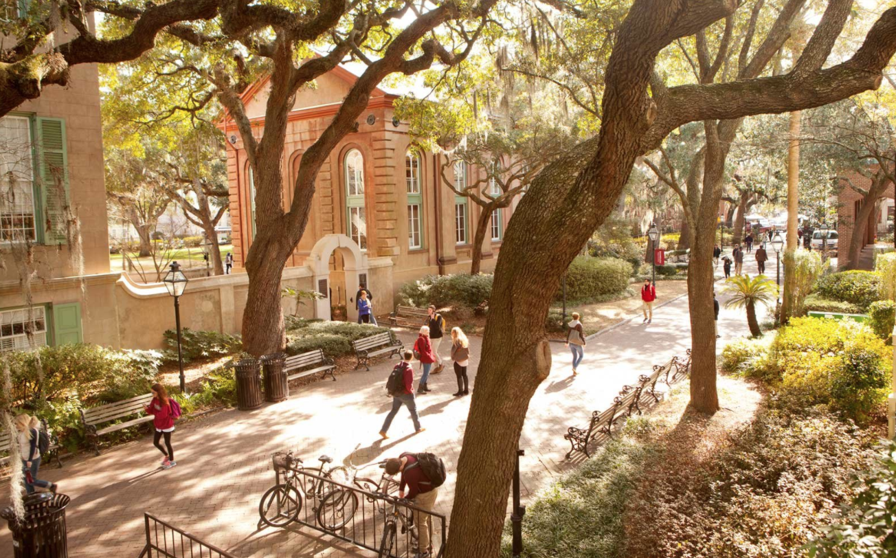5 Reasons Why Changing Between Classes at College of Charleston Is Terrible