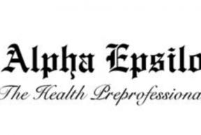 Alpha Epsilon Delta Organization at University of Toledo