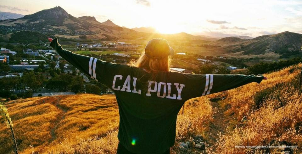 Top 5 Reasons to Attend Cal Poly SLO
