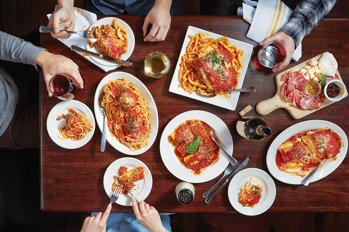 Best north end restaurants guide boston la famiglia giorgios