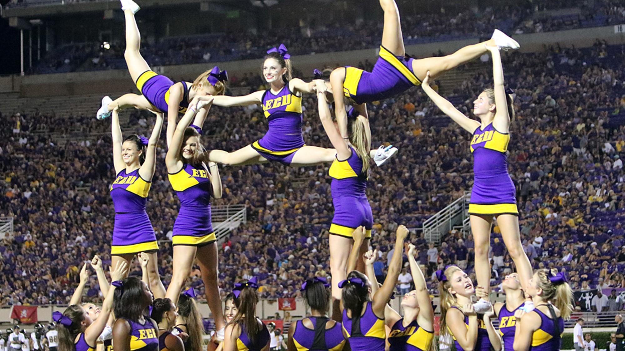 Cheer story photo 2