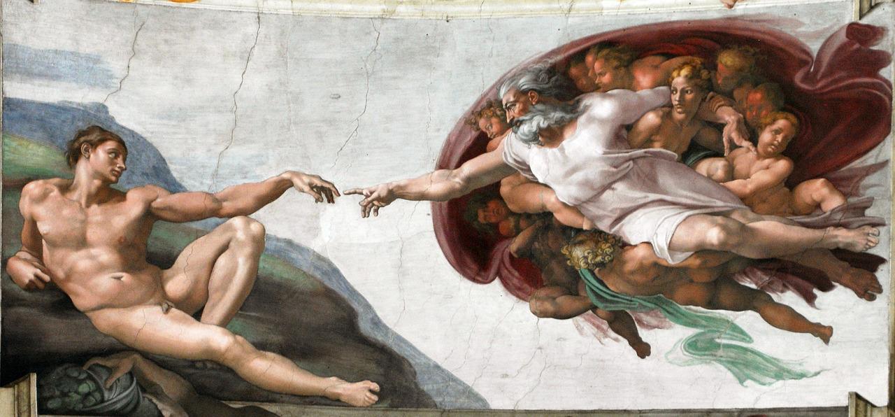 Creation of man 1159966 1280