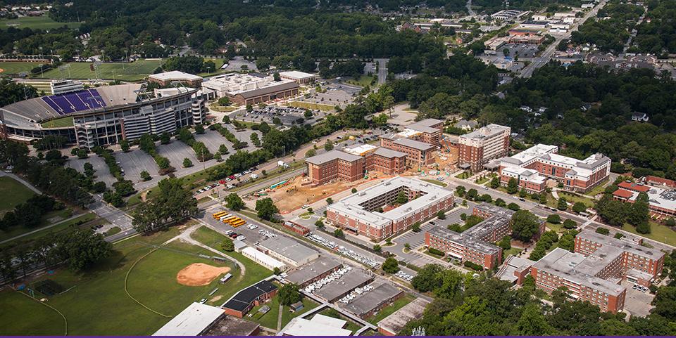 Top 5 Best Dorms at East Carolina University