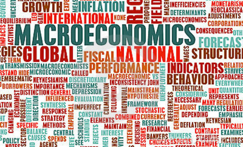 Terms related to macroeconomics
