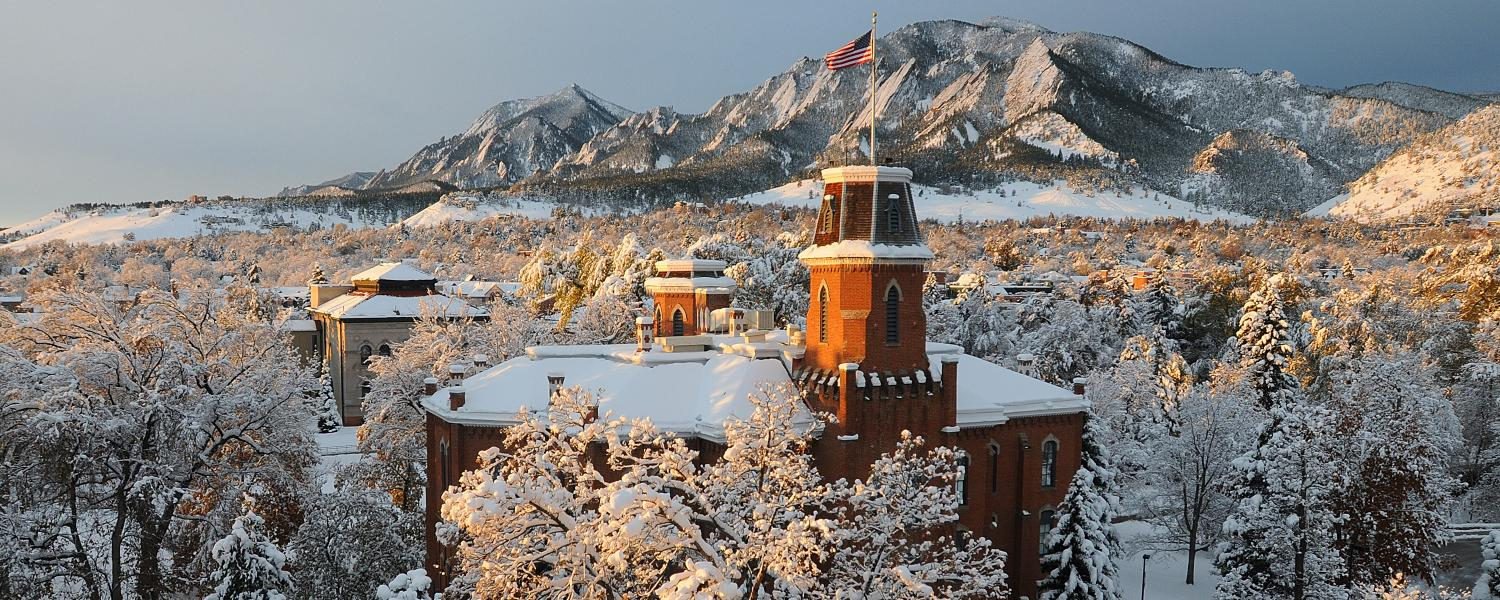 Old main winter 0