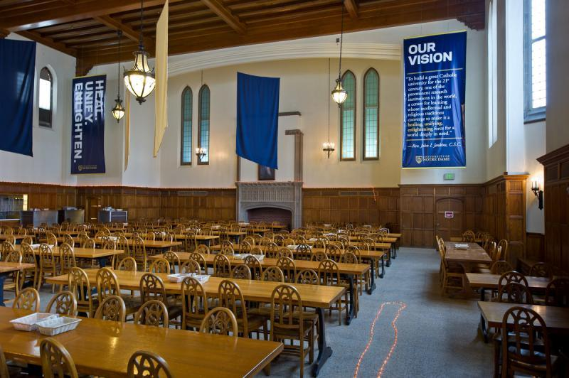 11.21.12 dining hall banners