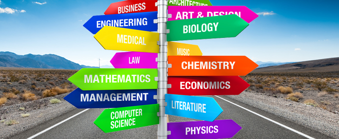 5 college majors