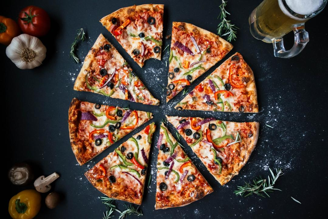 VCU Monroe Park Campus Pizza Guide
