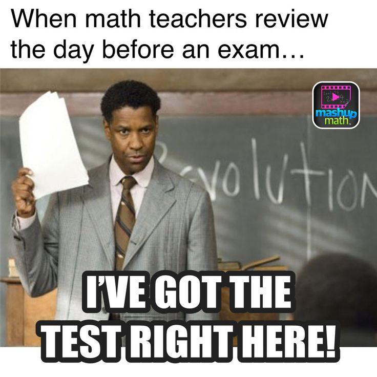 94c3fc4d0ec36d29d2d8409956da9d24 teacher memes math teacher 5 best math professors at csun oneclass blog
