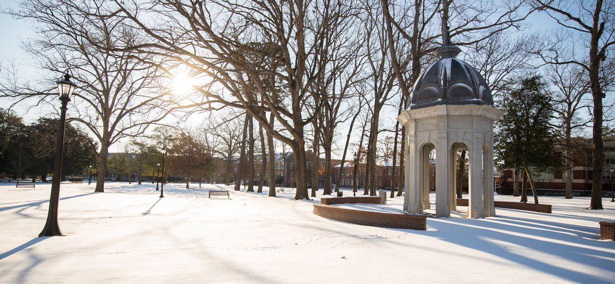 Best On Campus Jobs at East Carolina University