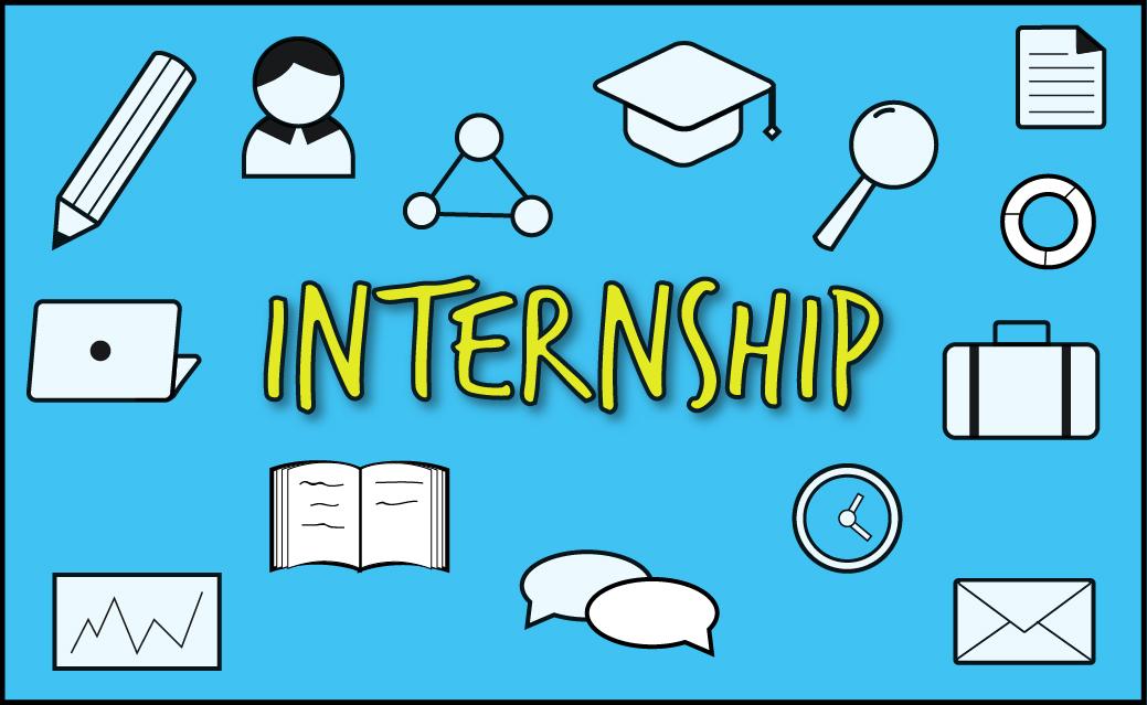 Features internship illustration