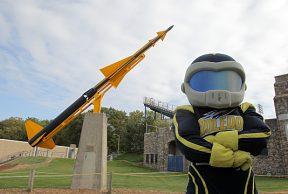Rocket Launch Orientation at University of Toledo