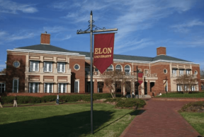 Top 5 Majors at Elon University