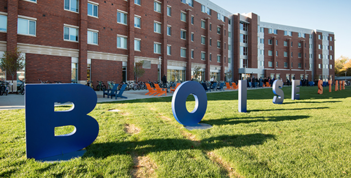 7 Dorm Options at Boise State