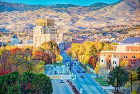 Seasonal Activities for Boise State U Students