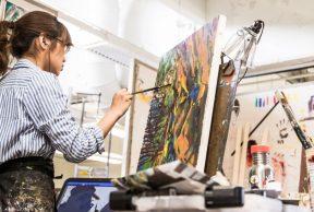4 Reasons To Become An Art Major At UNH