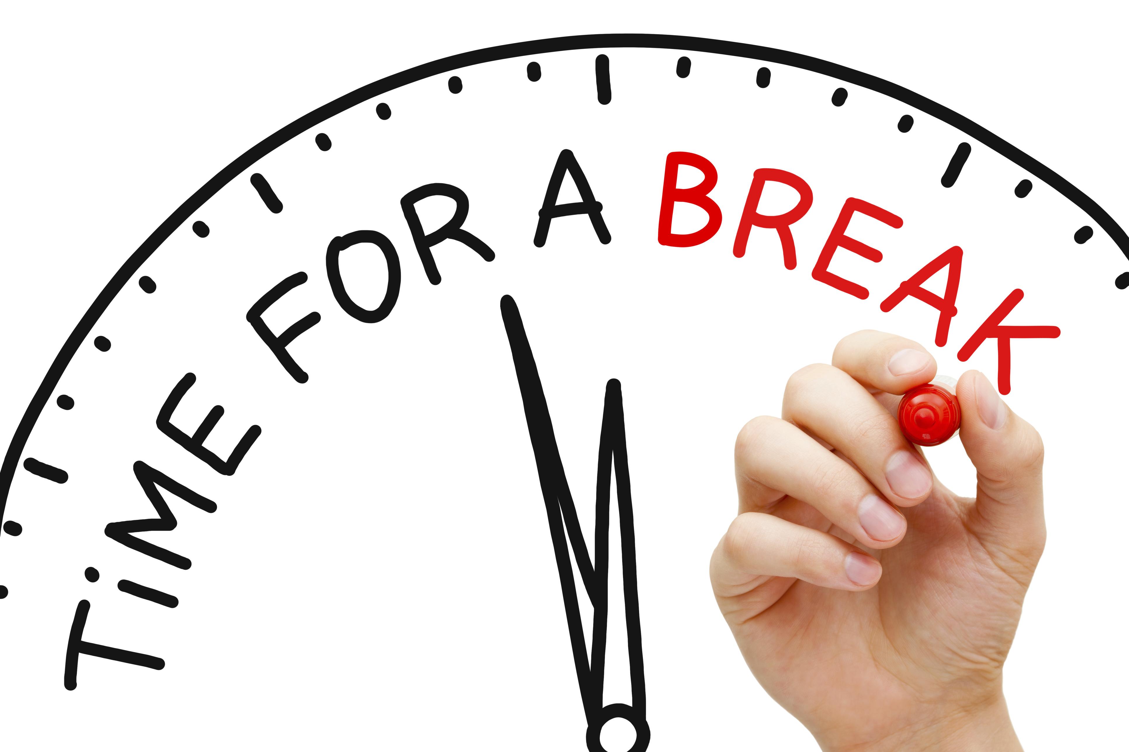 Break time free clipart 1
