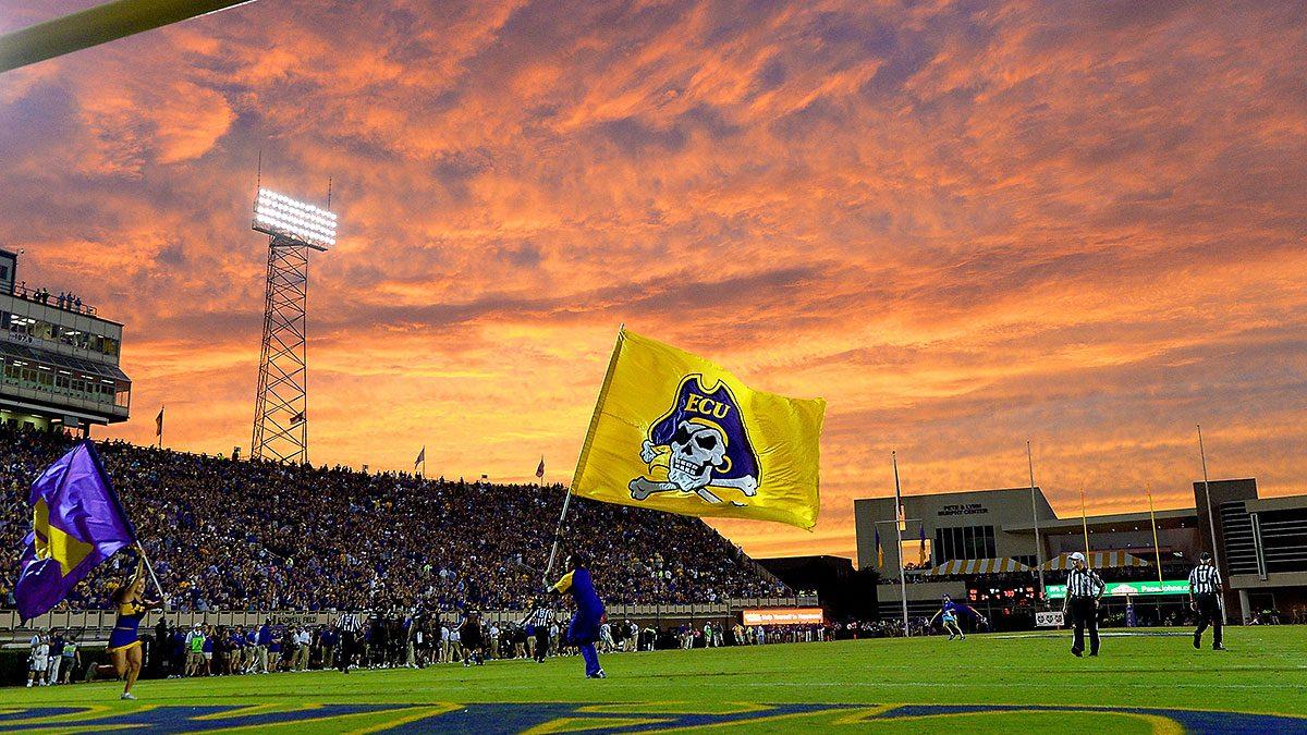 Top Reasons to Attend East Carolina University
