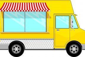 Food Trucks at UC Davis