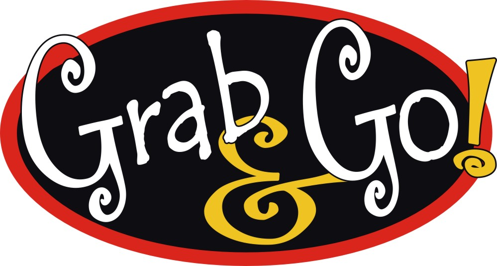 Grab and go clipart 8
