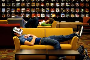 7 Great Places to Nap on UofO Campus