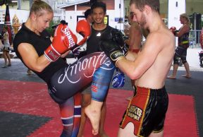 5 Reasons to Join Purdue's Muay Thai Club