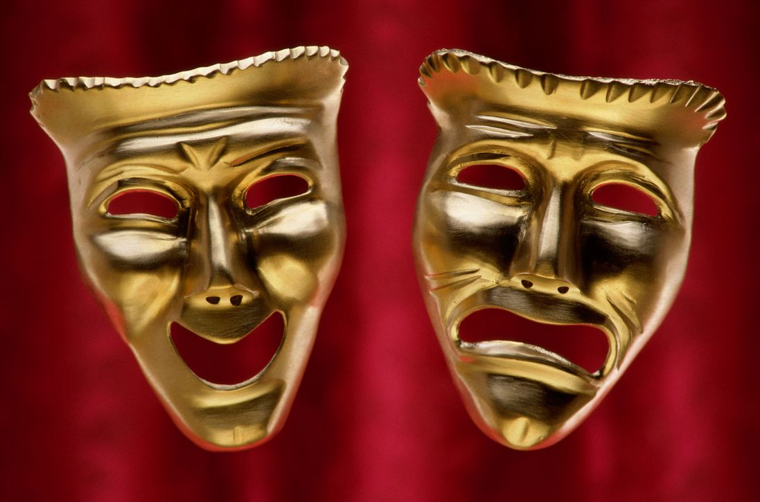 theatre-masks