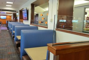On Campus Dining at Boise State