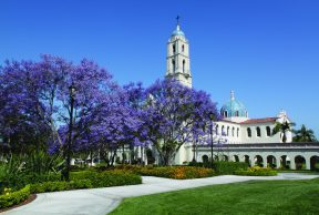 5 Places to Eat at University of San Diego
