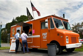 5 Best Food Trucks on Auburn's Campus