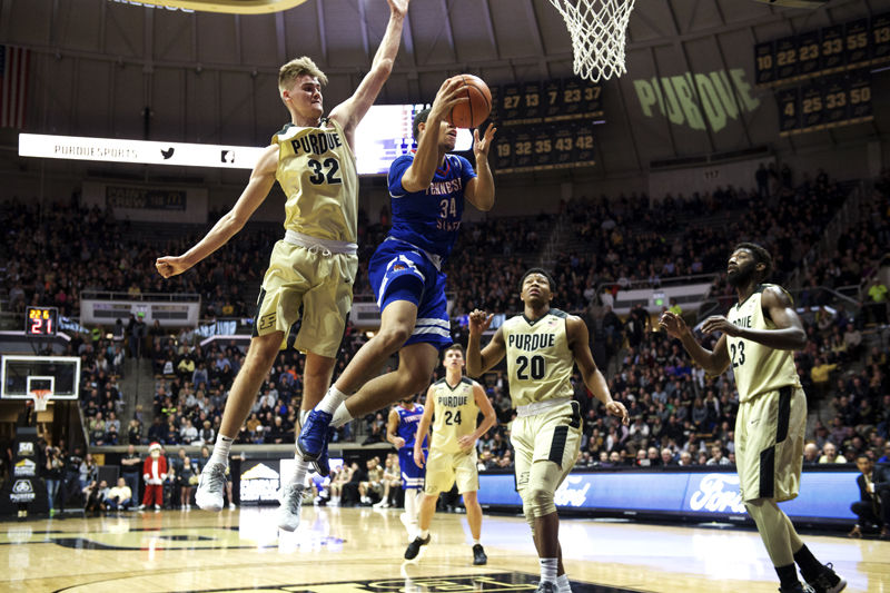 5 Things You Should Know About Purdue Basketball Before March Madness
