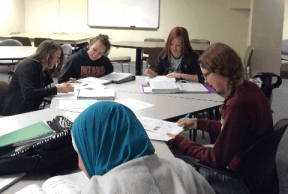 Supplemental Instruction Sessions at the University of Toledo