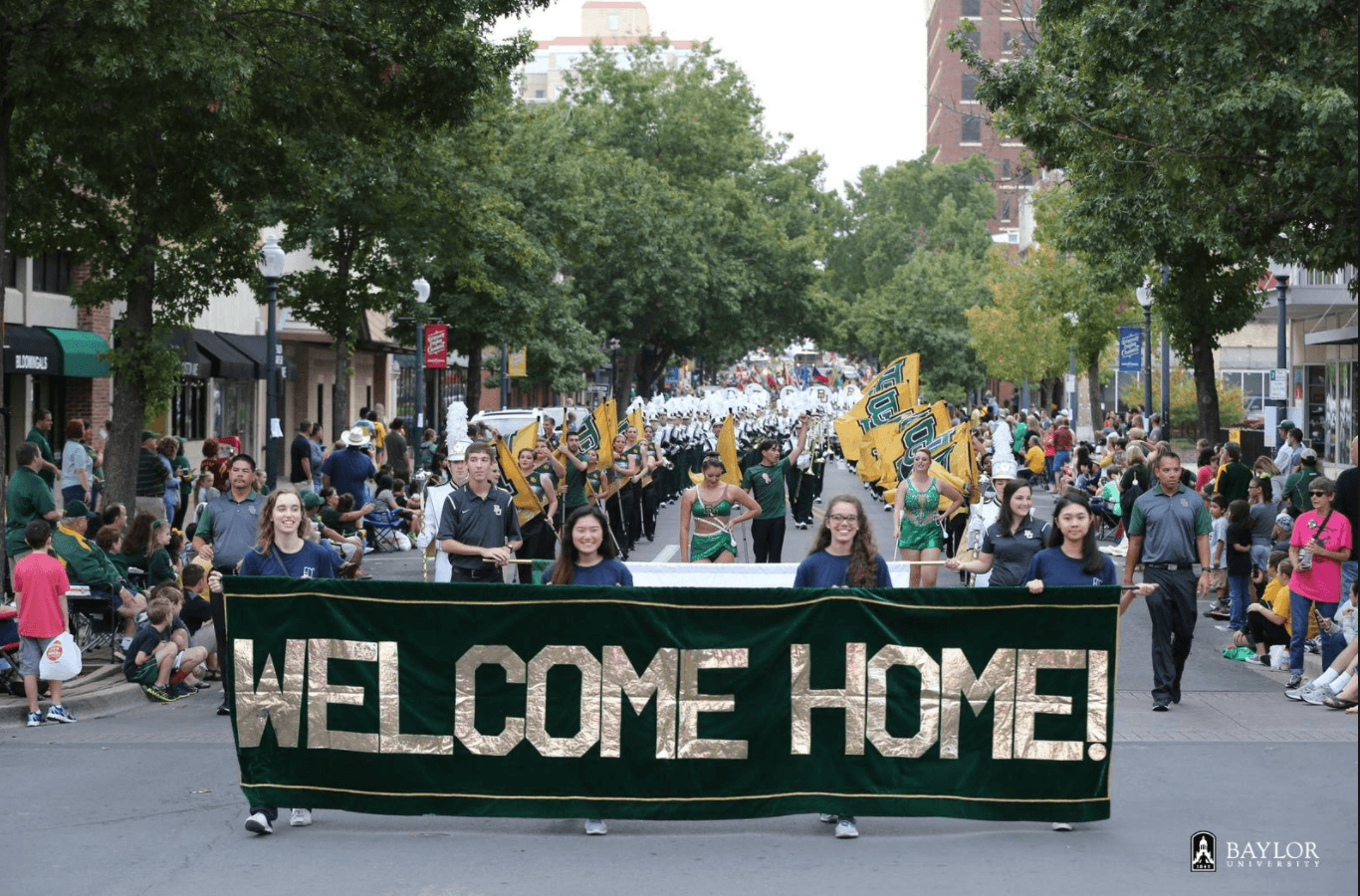 5 Things to Expect from Welcome Week at Baylor University