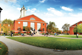 5 Great Places to Study at Bentley University