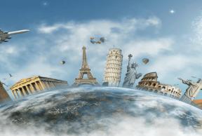 5 Popular Study Abroad Destinations at SDSU