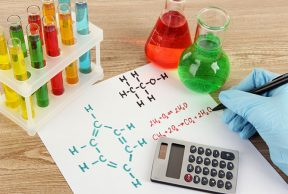 5 Upper Division Chemistry Courses at SDSU