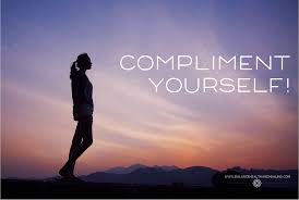Compliment Yourself poster