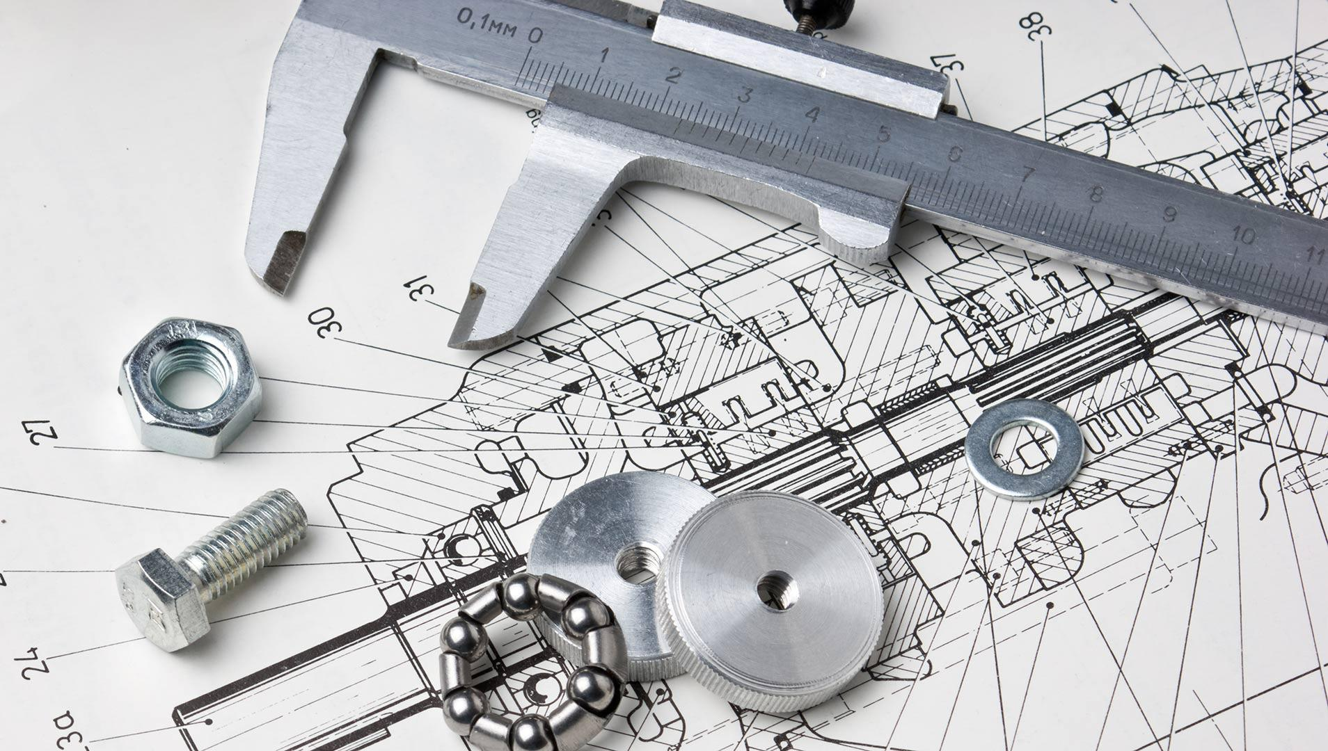 mechanical engineering tools and diagram