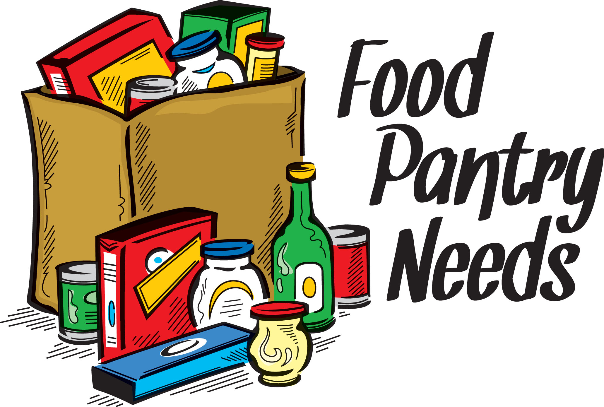 Food Bank Donations And Volunteer