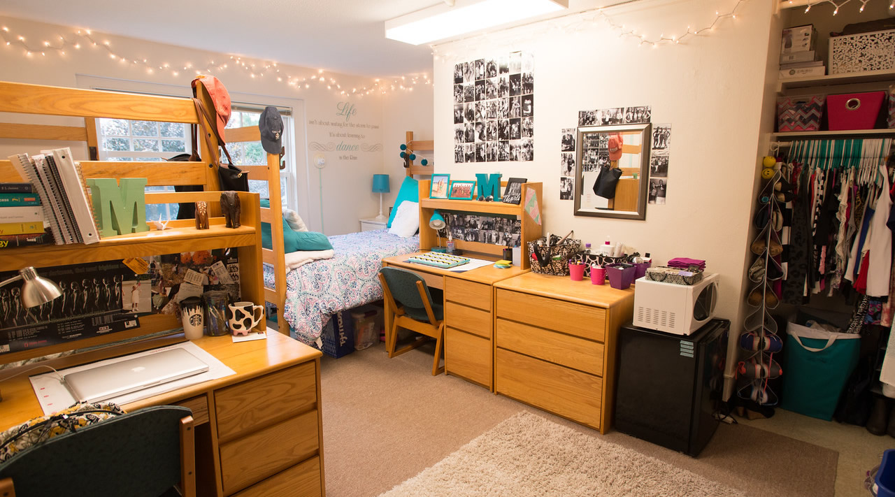 Gmu Commonwealth Dorm Room