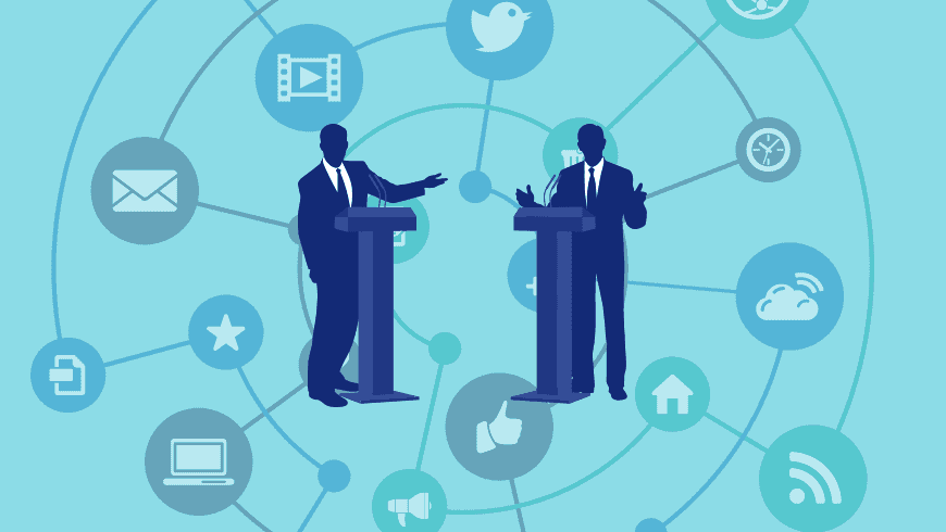 social-media-gets-political