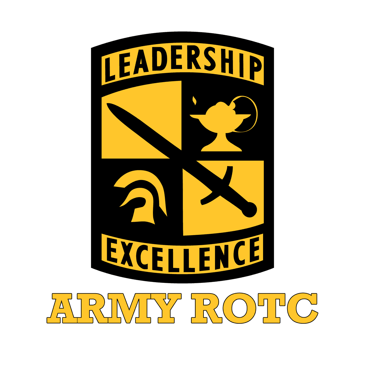 Us army rotc logo
