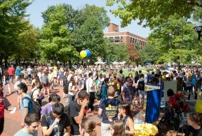 7 Tips to Get Involved at the University of Michigan