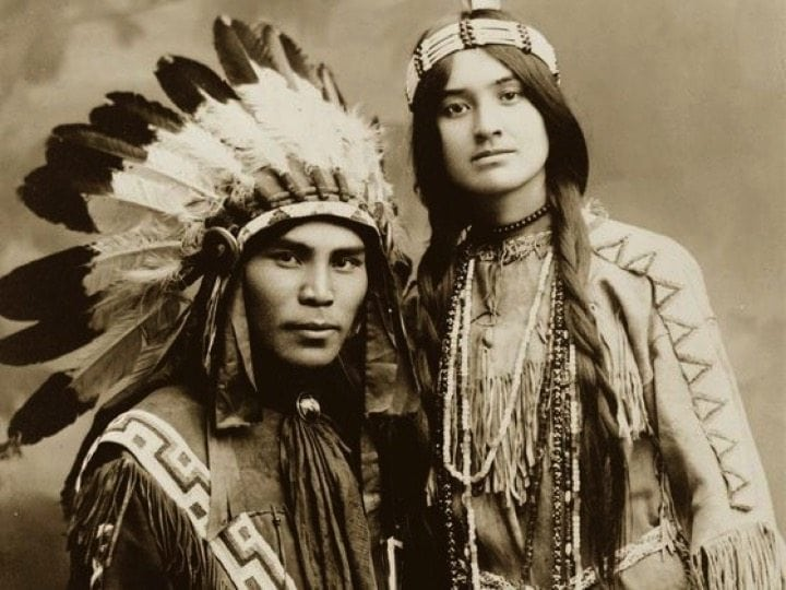 2 native americans