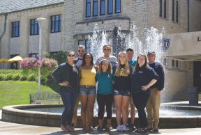 What is the Resident Student Association at the University of Toledo?