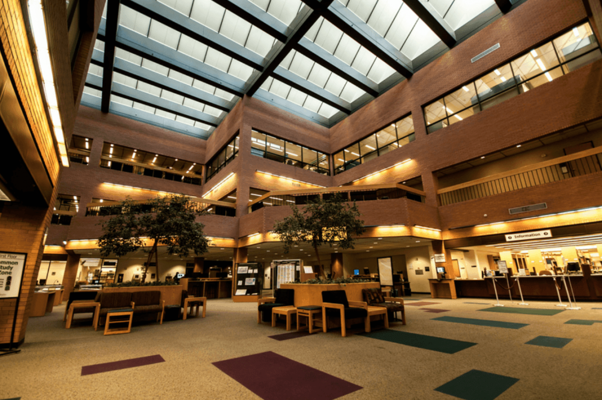 5 Interesting Things in Noble Library at ASU